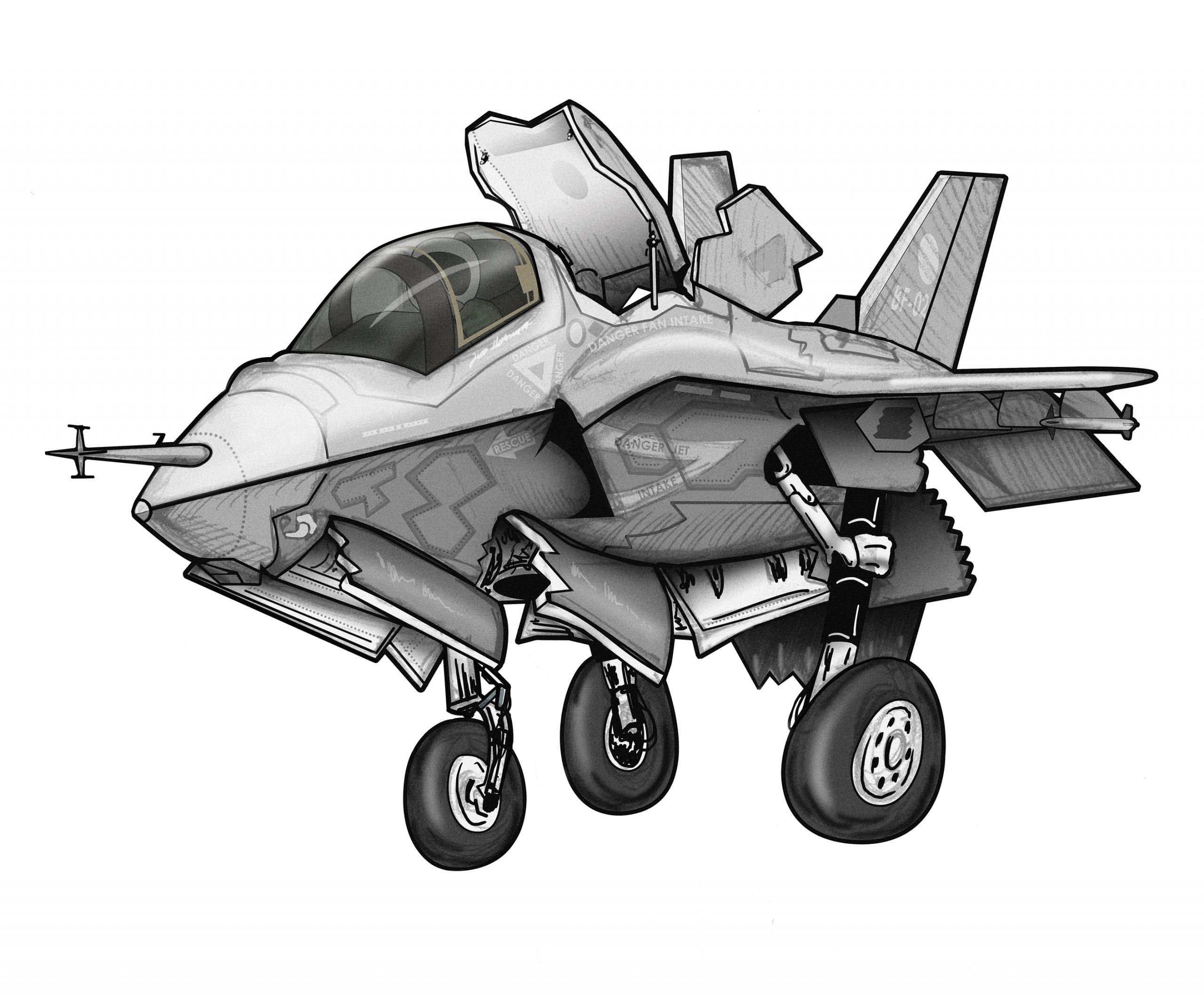 BS_F--B-JSF-Fighter-Jet cartoon_Hobrath_98172650