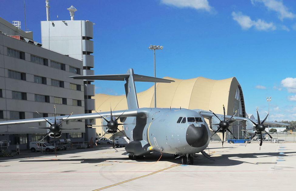 14e A400M pour l'armée de l'Air - Photo © Airbus