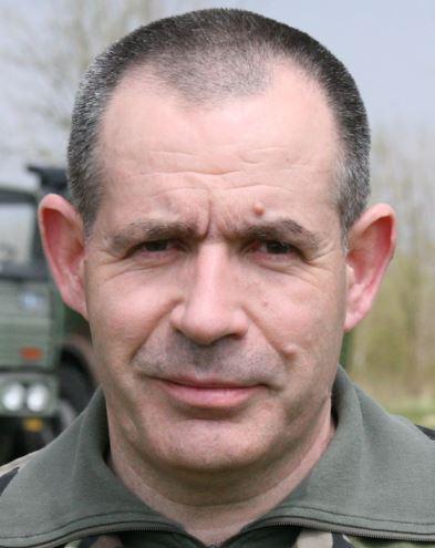 Colonel Degoulange