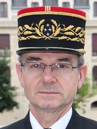 Général Robert Lizurey, DGGN - Photo Gendarmerie nationale