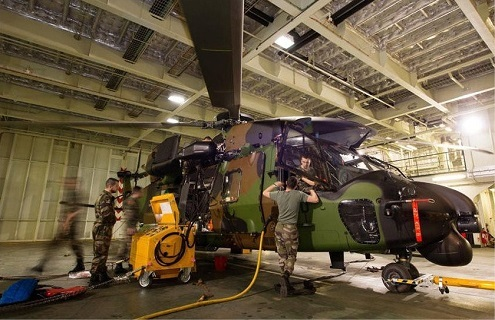 Hélicoptère Caiman-tth