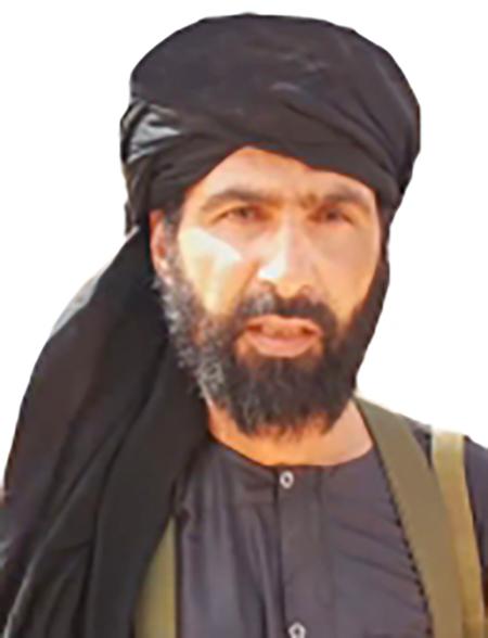 Adnan Abu Walid al-Sahraoui - Photo US State Department