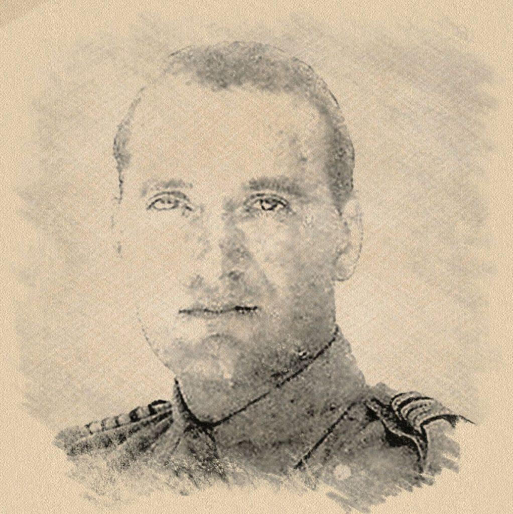 Portrait du Colonel Paul Paillole - Photo © AASSDN
